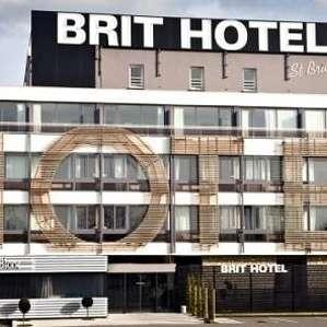 hotel brit hotel *** - saint brieuc / langueux
